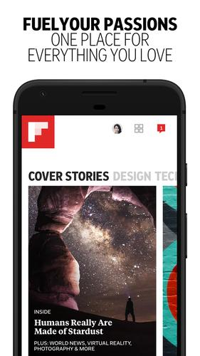 Flipboard: News For Our Time APK Download - Free News & Magazines APP for Android