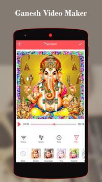 Ganesh Video Maker With song apk screenshot
