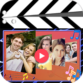 Video Maker With Song icon