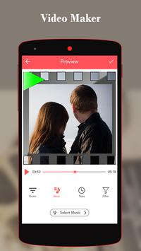 Video Maker With Song screenshot 1