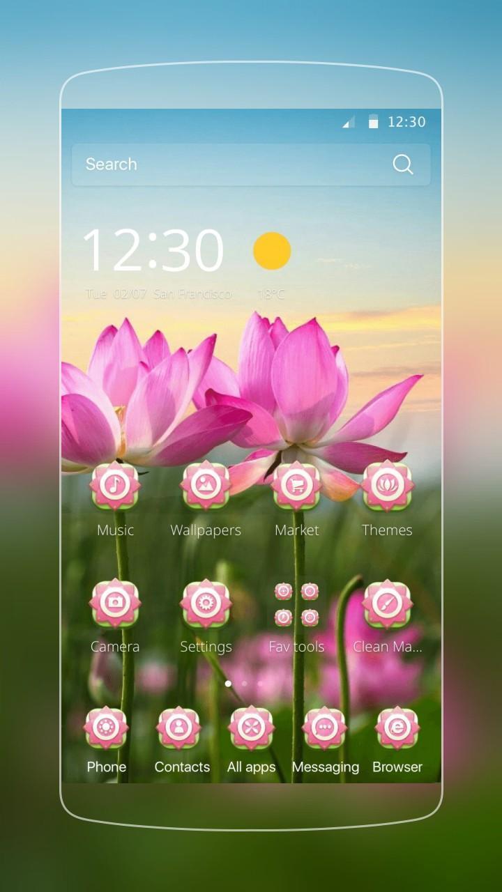 Bunga Teratai Indah For Android Apk Download