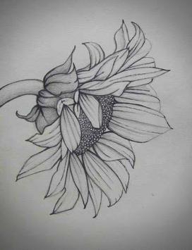 Flower Sketches screenshot 14