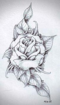 Flower Sketches screenshot 2