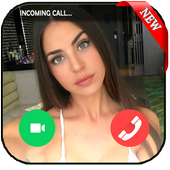 Fake Call From Girlfriend icon