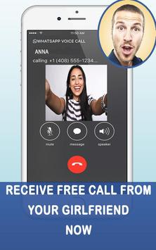 Fake Call From Girlfriend poster