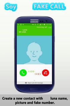 fake call from Soy Luna screenshot 1