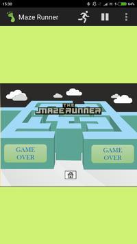 Maze Runner apk screenshot