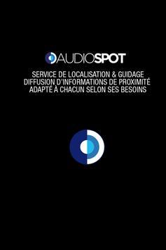 AudioSpot poster