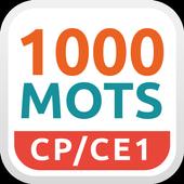 1000 Mots CP-CE1 icon