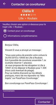 PassPass Covoiturage screenshot 1