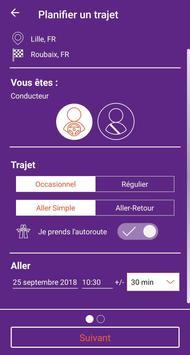 PassPass Covoiturage screenshot 2