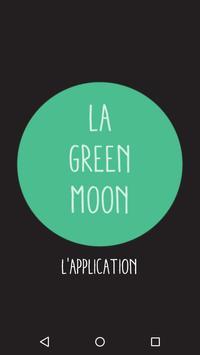 La Green Moon 2015 poster