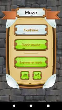 Maze dark labyrinth and exploration screenshot 7