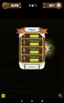 Maze dark labyrinth and exploration screenshot 13