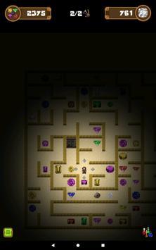 Maze dark labyrinth and exploration screenshot 10