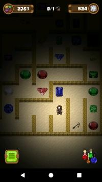 Maze dark labyrinth and exploration screenshot 2