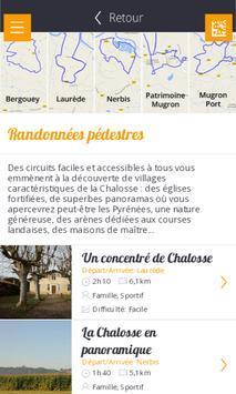 Explorateur en Landes Chalosse screenshot 1