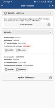 Car Contacts screenshot 4