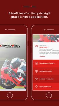 Chrono Bikes poster