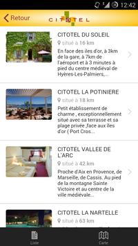 Citotel screenshot 3