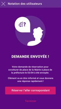 FleetMe Auxerre – Passager screenshot 4