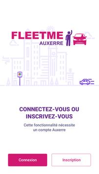 FleetMe Auxerre – Passager poster