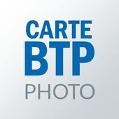 Carte BTP Photo icon