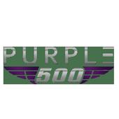PURPLE 500 icon