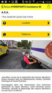 HYDROPARTS apk screenshot