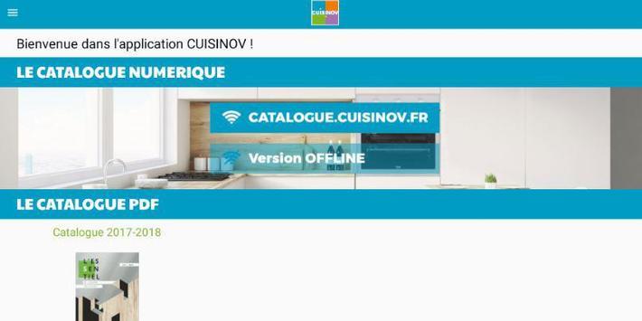 Cuisinov pro screenshot 2