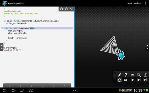 Algoid screenshot 9