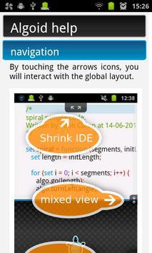 Algoid - Offline tutorials poster