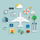 les billets d'avion icon