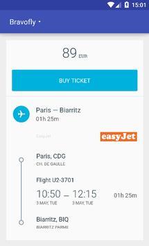 les billets d'avion apk screenshot
