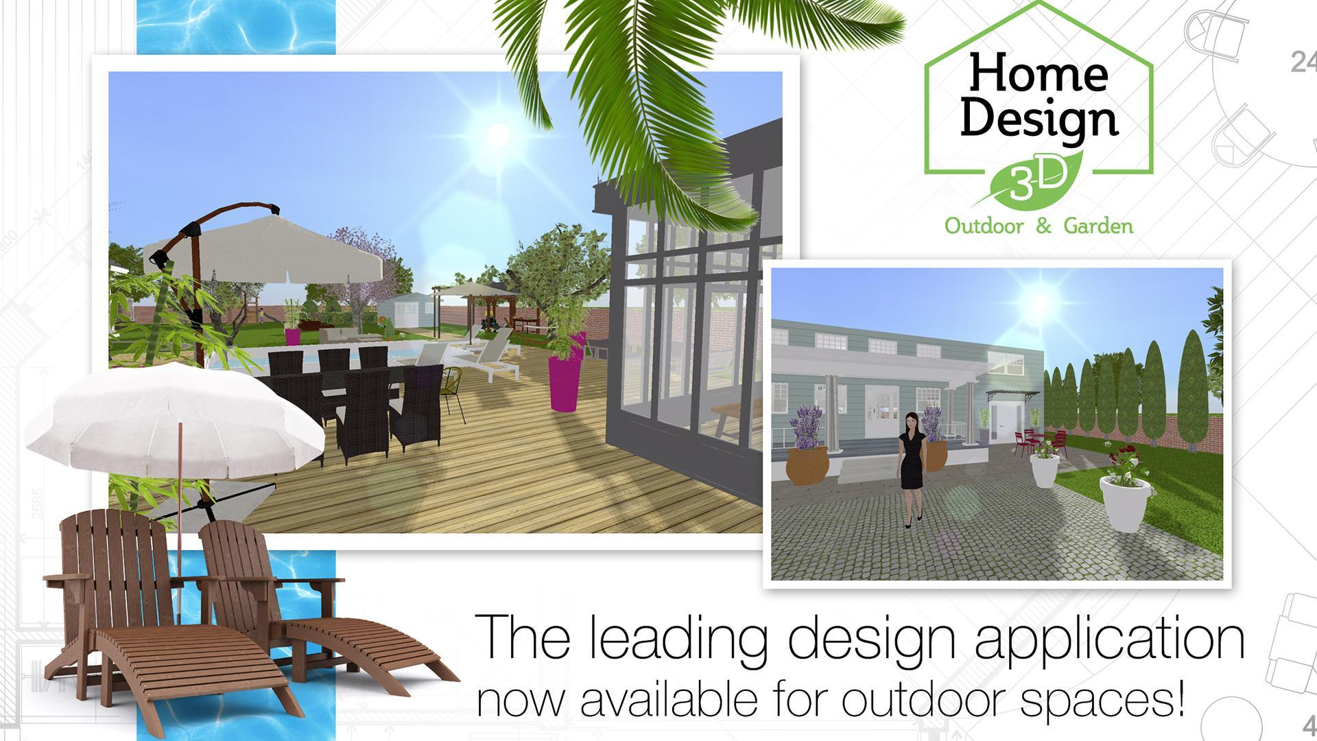 Home Design 3d Outdoorgarden For Android Apk Download