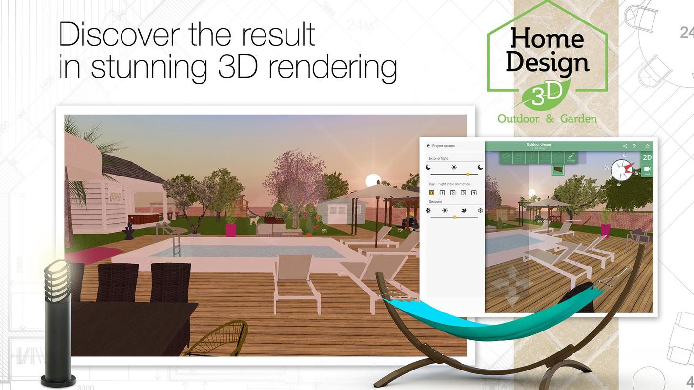 home design 3d outdoorgarden apk screenshot - Download Home Design 3d