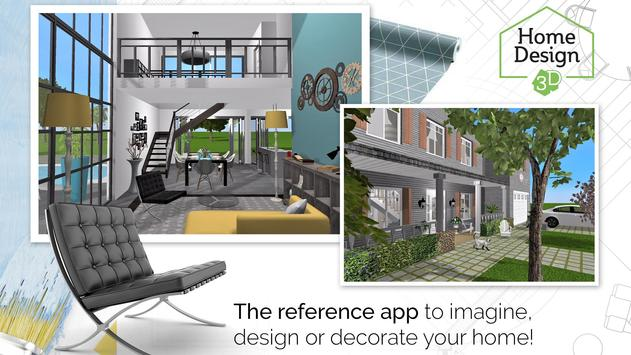 Home Design 3D - FREEMIUM Cartaz