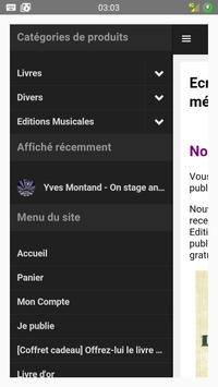 Editions Collections Mémoire apk screenshot
