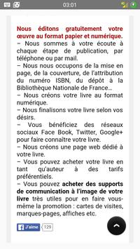 Editions Collections Mémoire screenshot 1