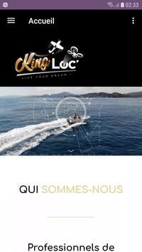 KingLoc France poster
