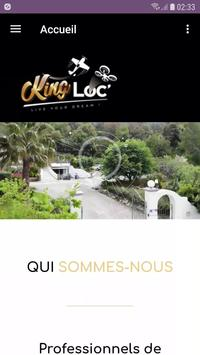 KingLoc France screenshot 1