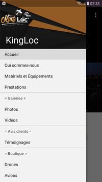 KingLoc France screenshot 2