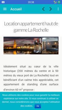 La Vie Rochelaise poster