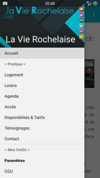 La Vie Rochelaise apk screenshot
