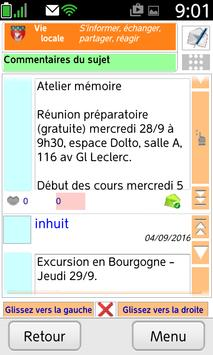 Vie locale screenshot 1