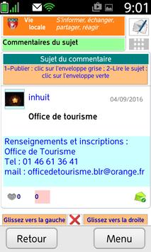 Vie locale screenshot 2