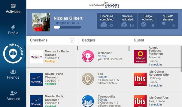 Places by Le Club Accorhotels APK-screenhot
