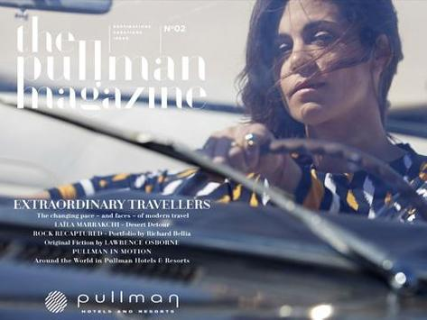 The Pullman magazine APK-screenhot