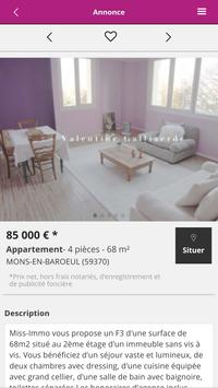 IMMOBILIER MARCQ EN BAROEUL screenshot 2