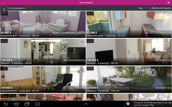 IMMOBILIER MARCQ EN BAROEUL screenshot 8
